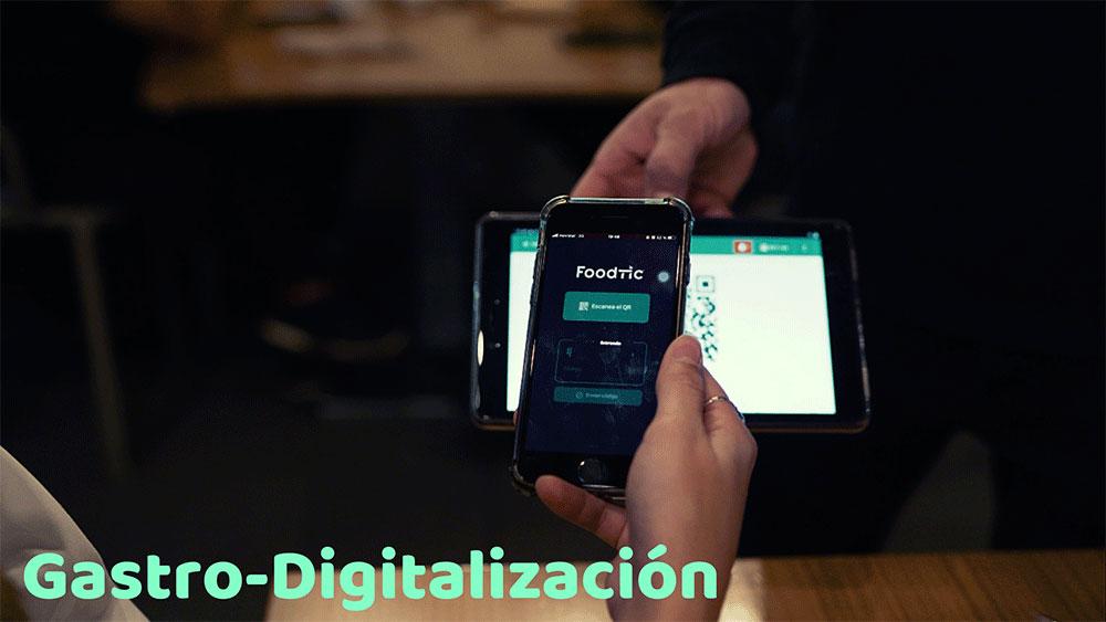 la gastro digitalizacion de la hosteleria en españa ha llegado para quedarse
