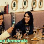 pedir con el movil, las nuevas tendencias de consumidores en bares y restaurantes de españa